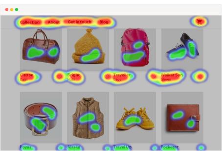 yandex heatmaps