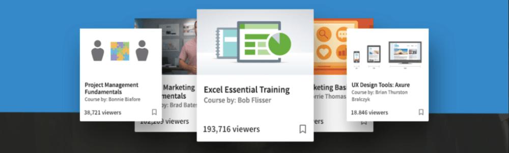 best Digital Marketing courses - LinkedIn Learning
