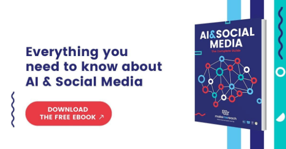 b2b ebook artificial intelligence and social media